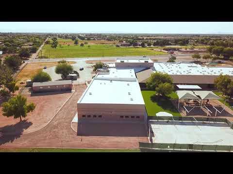 Desert Mountain Elementary School- Fly Over Trip 7 | CDP Commercial Photography, Gilbert, AZ