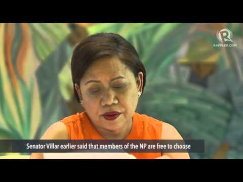 Baixar Silent endorsement for Bongbong Marcos from NP stalwarts?