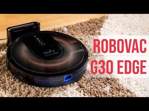 eufy RoboVac G30 Edge im Test - Der smarte Saugroboter für schmales Geld | review | deutsch