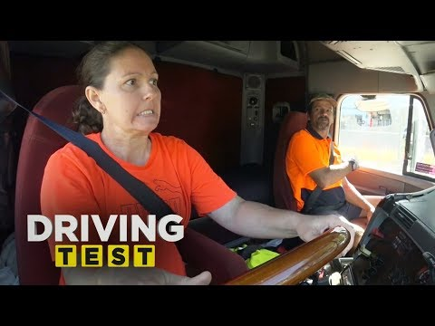 'I Was Absolutely Sh** Myself' | Driving Test Australia