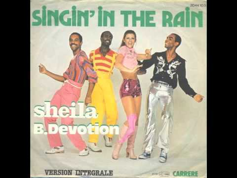 Sheila B Devotion  Singin In The Rain