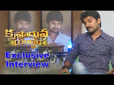 Hero Nani Exclusive Interview Over Krishnarjuna Yuddham Movie | Anupama | Merlapaka Gandhi | ABN
