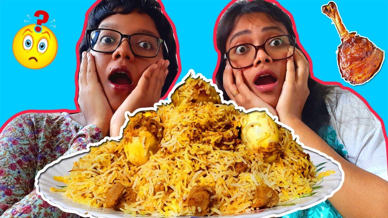 Ek Pahar Biryani eating challenge !! | Step Eats