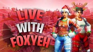 Fortnite: Season 6 Grinding For Max Calamity // PRO FEMALE PLAYER OCE... jks // JOIN THE GIVEAWAY