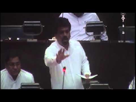 Anura Disanayake Parliament speech on 02.12.2015