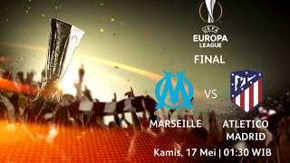 Final uefa europe league marseille vs atletico madrid - 17 mei 2018. live!
