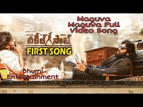 Download Maguva Maguva Cover Song    PsPk  Vakeel saab  New Video song  by Bhumi entertainments