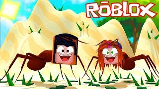 ANT LIFE FOR 24 HOURS at ROBLOX (Ant Simulator)! WOLFIE