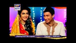 Daraar drama Promo Ost title on ary digital