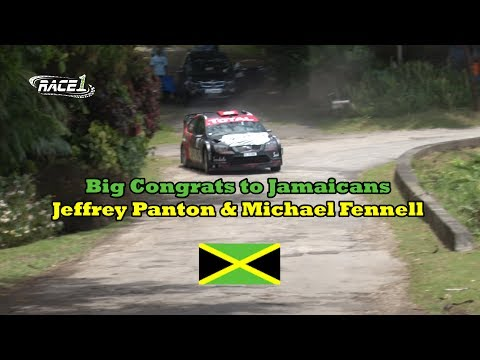SOL Rally Barbados 2017 Days 1 and 2 By Race1
