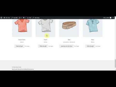 Plugin mua hàng nhanh cho woocommerce – Version 2.x.x
