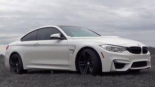 2016 bmw m4 review