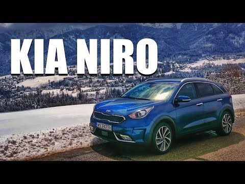 KIA Niro Hybrid Crossover (ENG) - Test Drive and Review