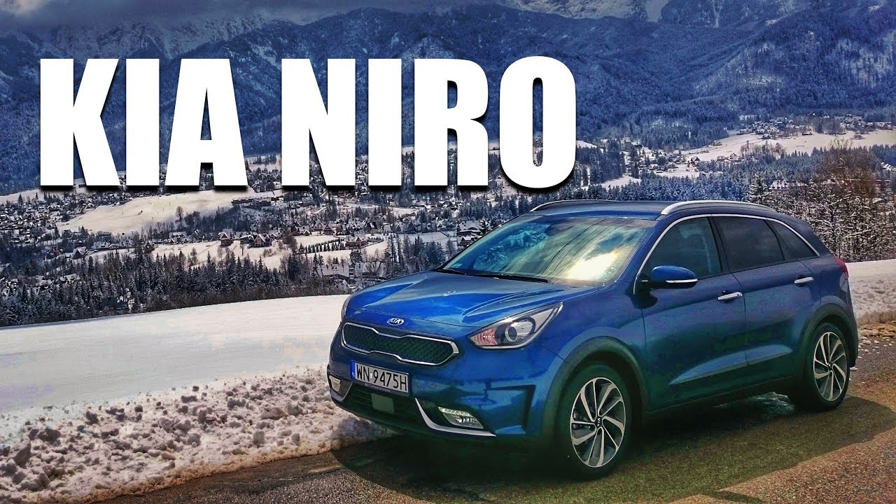 kia niro hybrid crossover eng test drive and review youtube. Black Bedroom Furniture Sets. Home Design Ideas
