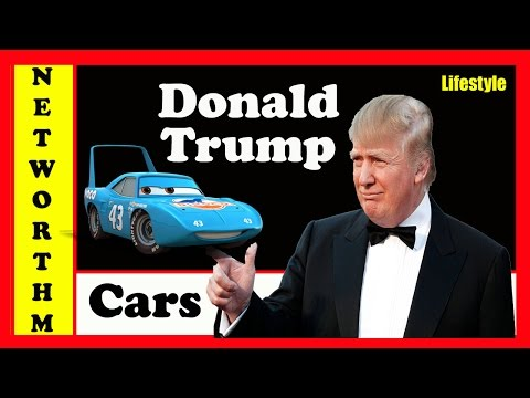 Donald Trump Cars Collection [US President Luxury Cars]