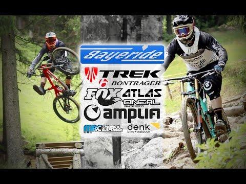 Bikepark Spicak with Trek Session 2016 9.9 & 88