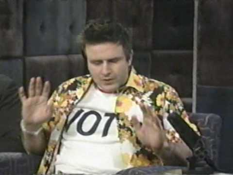 David Arquette interview 2000