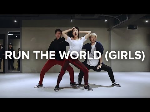 Lia Kim Choreography / Run The World (Girls) - Beyonce
