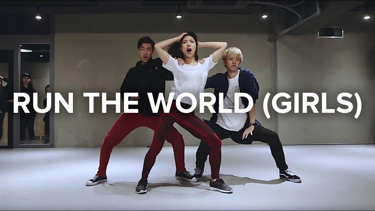 Run The World (Girls) - Beyoncé / Lia Kim Choreography