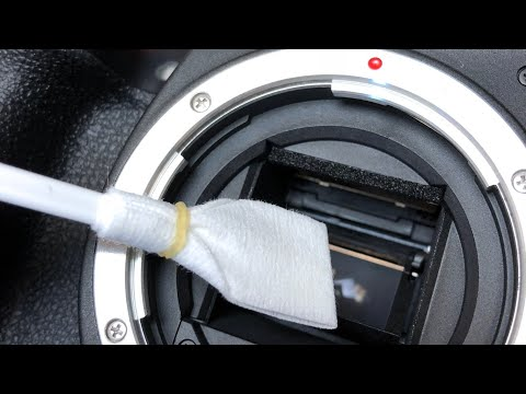 #dslr#clean#dust#sensor#camera#mobilesensor How to Clean your DSLR camera 📷 sensor at home