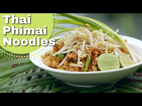 Thai Noodles (Pad Mie Moo) recipe, Duncan's Thai Kitchen