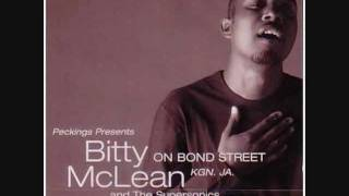 Bitty McLean - My Lover