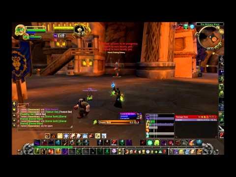 Destruction Warlock 3.3.5 Rotation DPS