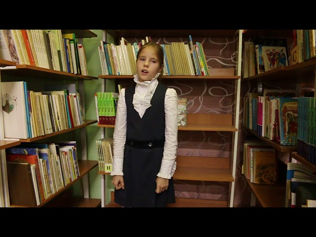 Изображение предпросмотра прочтения – АлинаТорубарова читает произведение «Тундра» П.А.Явтысого