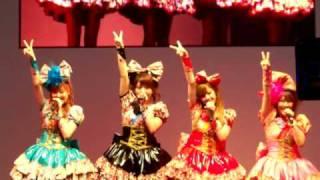 2010年6月22日 上海万博 日本産業館 Berryz工房 Ex-Ceed!モーニング娘...