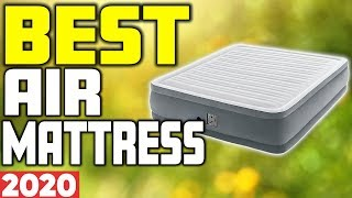 5 Best Air Mattresses in 2020