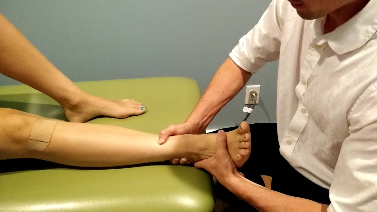 Ankle sprain physical therapy - Best Strength Exercise After Ankle Sprain