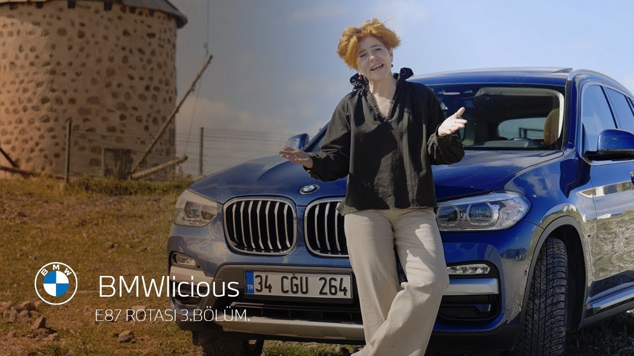 BMWlicious - Şemsa Denizsel E87 Rotası 3. Bölüm