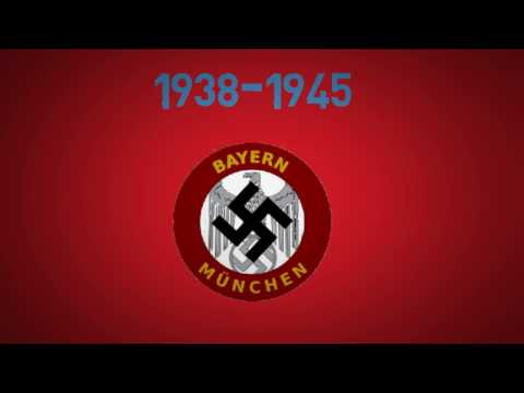 FC Bayern München Crest 1906-2017