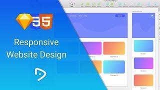 Design+Code - Responsive Website Design Tutorial - Part 1