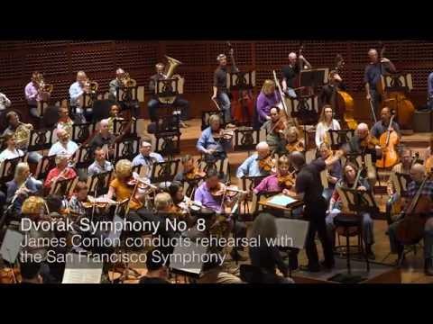 James Conlon discusses Dvořák's Symphony No. 8