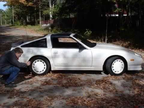 1988 Nissan 300zx Turbo - YouTube