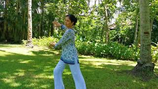 Flowing Movements with Dr. Marian Alonzo | The Farm at San Benito, Batangas PH