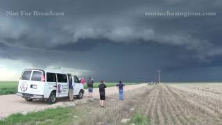 AMAZING SUPERCELL - May 26th, 2017