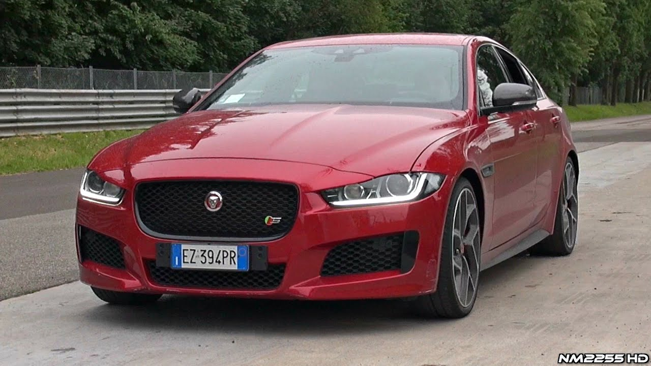 2015 jaguar xe s amazing exhaust sound start revs accelerations more youtube. Black Bedroom Furniture Sets. Home Design Ideas