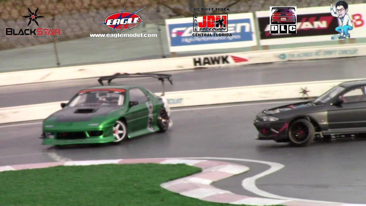 How We Drift In North Carolina Rwd Rc Drift Youtube