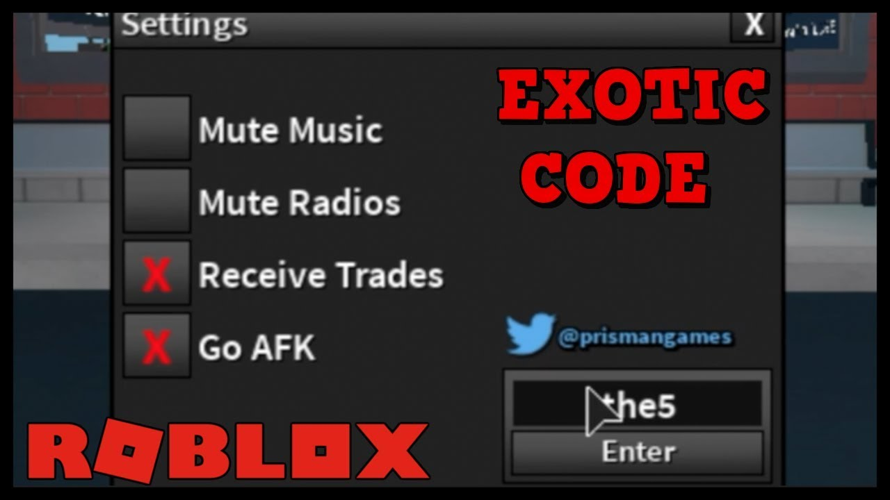 Halloween Codes For Assassin Roblox 2018 New Exotic Knife Code In Roblox Assassin Gives An Exotic Knife Youtube