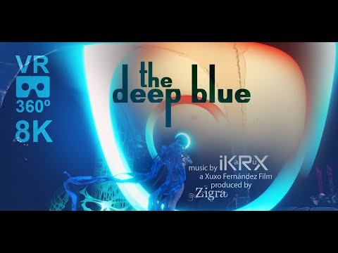 The Deep Blue VR 360º 8K