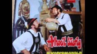 Kasermandl,n Klaus und Ferdl - Wenn i zu mein Dirndl auf die Alm geh