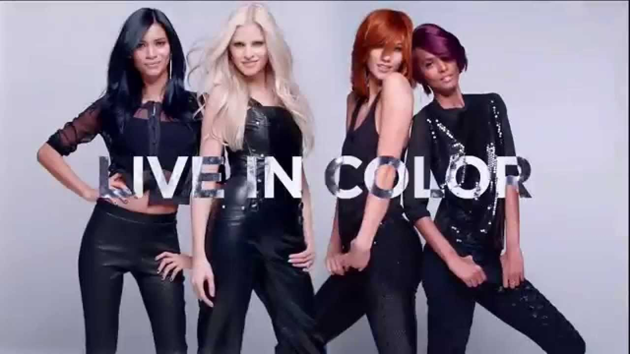 L Or 233 Al F 233 Ria Hair Color Tv Commercial Spring 2015 Youtube