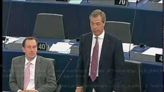 Euro Crisis Breakthrough Breakdown - Nigel Farage