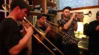 Jason Derulo - Wiggle (High & Mighty Brass Band Cover)