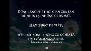 Đừng nhìn lại (Lyrics)- Phạm Anh Khoa