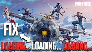How To Fix Fortnite Loading Screen Freeze PC, PS4, Xbox & Switch (Consoles)