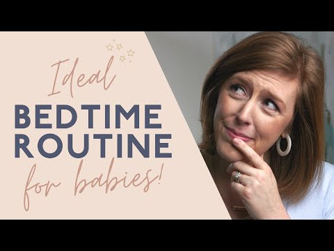 Ideal Bedtime Routine for Babies
