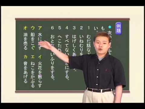 漢字とことば -慣用句- 慣用句のはたらき
